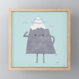 Peak Condition Framed Mini Art Print