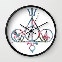multifandom Wall Clock