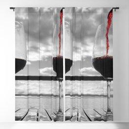 Wine Enthusiast Blackout Curtain