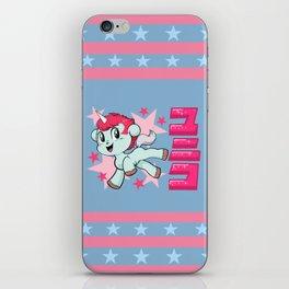 Unico the Unicorn iPhone Skin