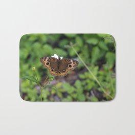 Butterfly. Bath Mat