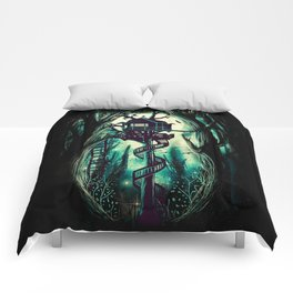 Magical Treehouse Comforters
