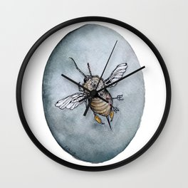 The Queens Last Warrior Wall Clock