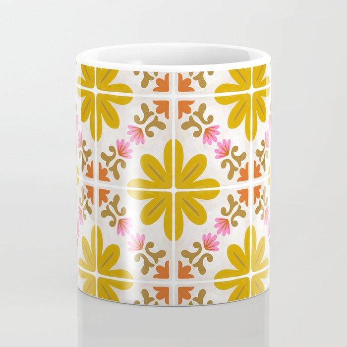 Tile No. 14 Coffee Mug