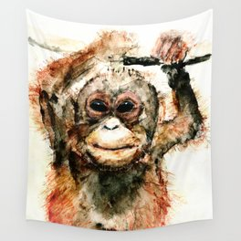 Pongo Wall Tapestry
