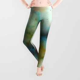 We Are All Made Of Star Dust Leggings