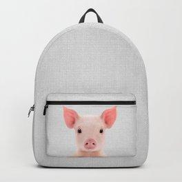 Piglet - Colorful Backpack