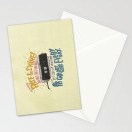 GROUNDHOGGIN' Y'ALL Stationery Cards