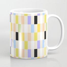 Multi-Color Check Coffee Mug