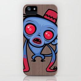 Zombie Monkey iPhone Case