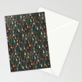 Boho Pendants Stationery Cards