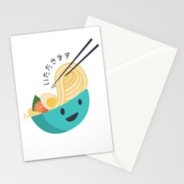 Yummy Ramen Stationery Cards