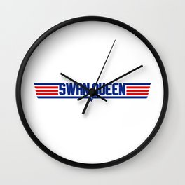 You can be my SWEN any time Wall Clock