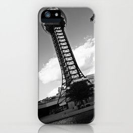 Knoxville Sunsphere iPhone Case
