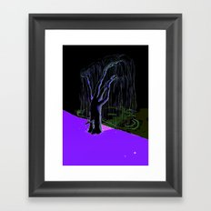 Next nature services Framed Art Print