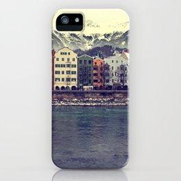 Innsbruck, Austria iPhone Case