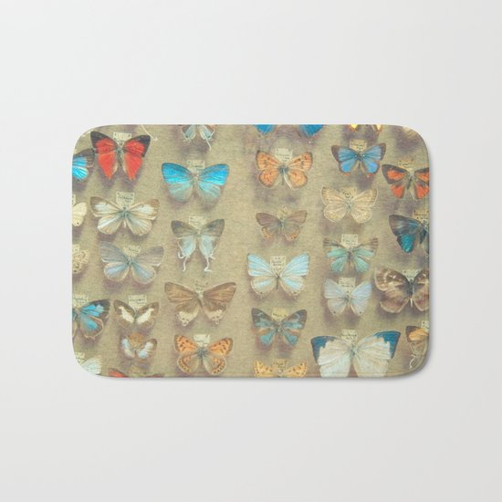 The Butterfly Collection II Bath Mat