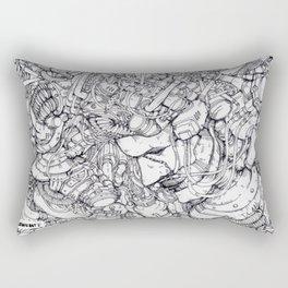 Knights Rectangular Pillow