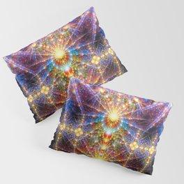 Cosmic Sunrise Pillow Sham
