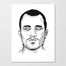 Heath Ledger Canvas Print