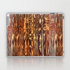 Grunge Wood Laptop & iPad Skin