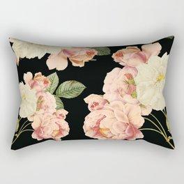 Flora temptation - night Rectangular Pillow