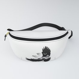 THE EAGLE AND THE BEAR Fanny Pack