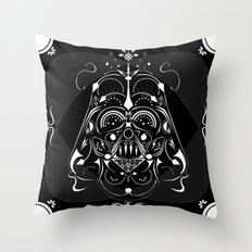 Darth Vader on Acid Throw Pillow