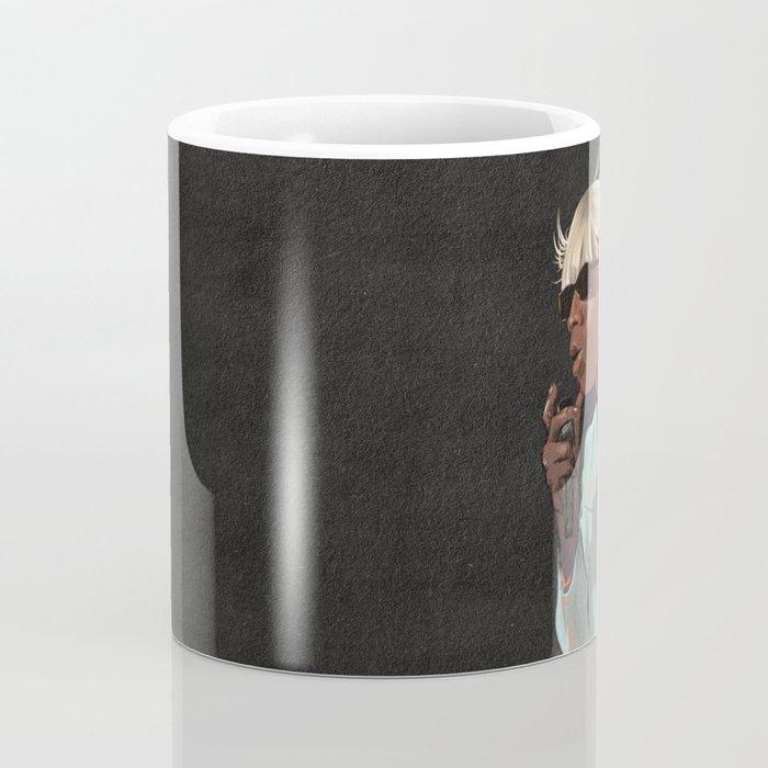 Tyler the Creator - Earfquake Coffee Mug