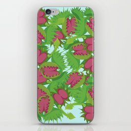 Fly Trap iPhone Skin