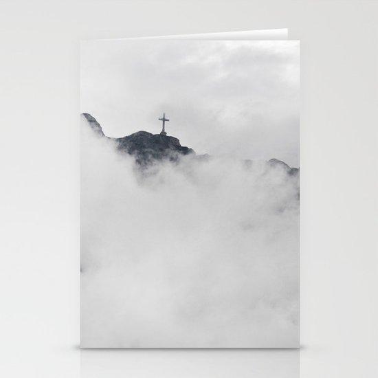 Foggy Faith Stationery Cards