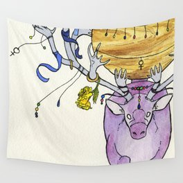 Libra Wall Tapestry
