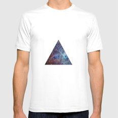 Biggest Hipster in all Cosmos Mens Fitted Tee White MEDIUM