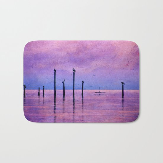 Twilight Watchmen Bath Mat