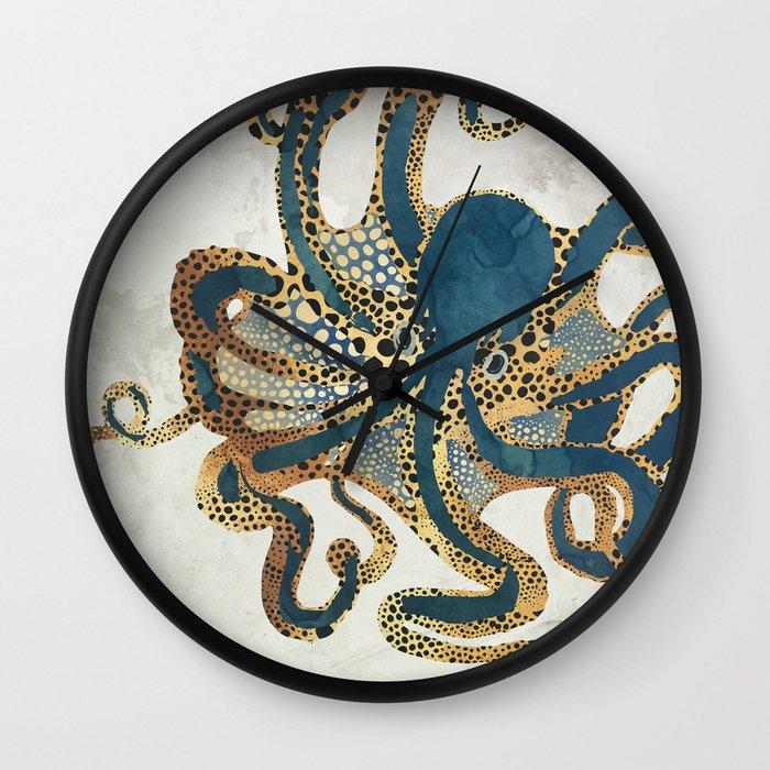 Underwater Dream VI Wall Clock