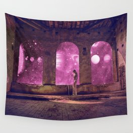 QUEEN OF THE UNIVERSE Wall Tapestry