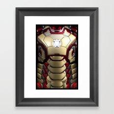 Mark XLII. Framed Art Print