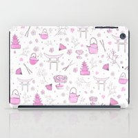 tokyo iPad Cases featuring Tokyo by Paula Zak