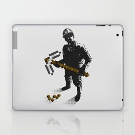 Miner Laptop & iPad Skin