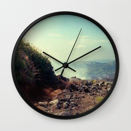 Aso, Japan Wall Clock