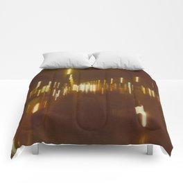 Lights of Paris Comforters