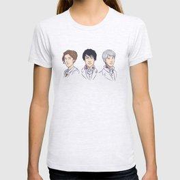 Herongraystairs T-shirt