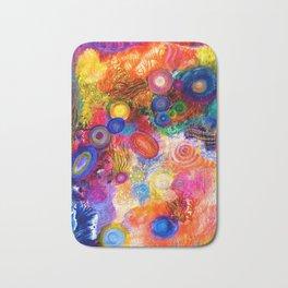abstract #253 Bath Mat