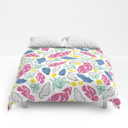 Palmas Pattern Comforters