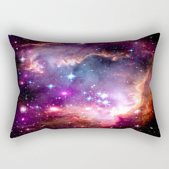 Deep Space Dream Rectangular Pillow