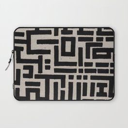 Trip Hop In The City Laptop Sleeve