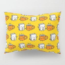 Nerdy and Hottie Pillow Sham