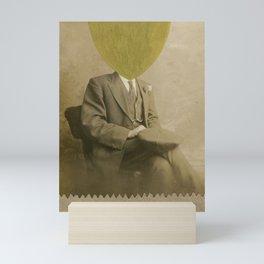 The Golden Lord Mini Art Print