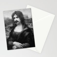 Mona Zappa Stationery Cards
