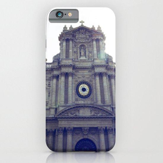Eglise Saint Paul, Le Marais, Paris iPhone & iPod Case